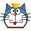 招财机器猫